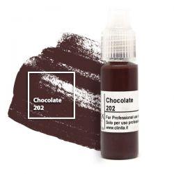 Pack de 3 pigmentos Chocolate 202 (2 ml.)