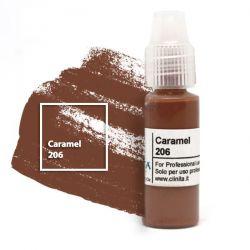 Pack de 3 pigmentos Caramel 206 (2 ml.)