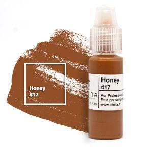 Pack de 3 pigmentos Honey 417 (2 ml.)