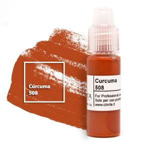Pack de 3 pigmentos Cúrcuma 508 (2 ml.)