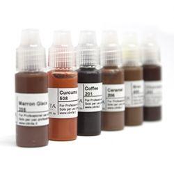Pack Pigmentos de Microblading