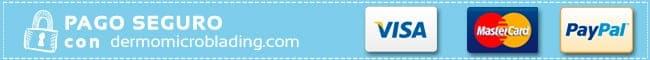 dermomicroblading - Formas de pago